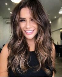 Elegant Brunette Hairstyles Ideas For Lovely Women18