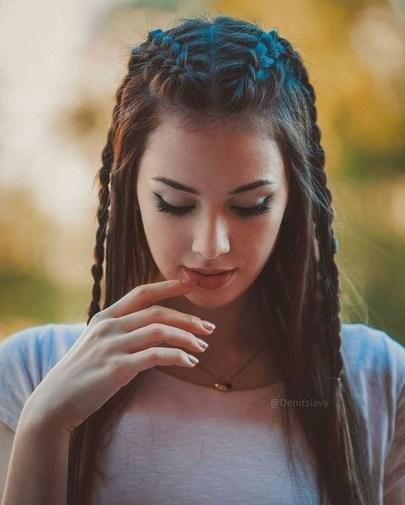 Elegant Brunette Hairstyles Ideas For Lovely Women41