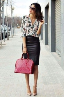 Impressive Spring And Summer Work Outfits Ideas For Women30
