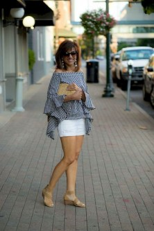 Inspiring Spring And Summer Outfits Ideas For Women Over 4019