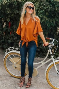 Inspiring Spring And Summer Outfits Ideas For Women Over 4037