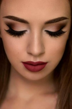 Latest Prom Makeup Ideas Looks Fantastic For Women31