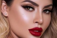 Magnificient Makeup Ideas For Beginner To Try This Year05