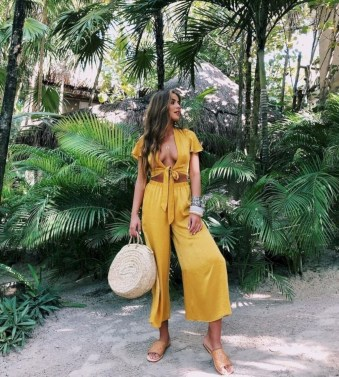 Newest Summer Beach Outfits Ideas For Women 201906