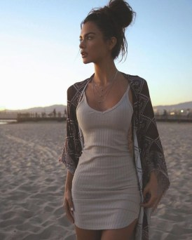 Newest Summer Beach Outfits Ideas For Women 201924