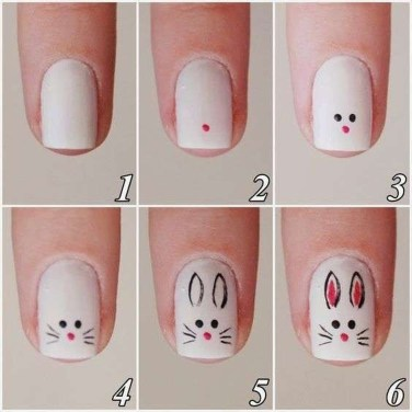 Outstanding Nail Art Tutorials Ideas That Youll Love27