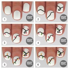 Outstanding Nail Art Tutorials Ideas That Youll Love30