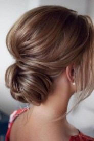 Unique Bun Hairstyles Ideas That Youll Love05
