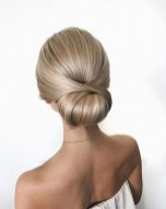 Unique Bun Hairstyles Ideas That Youll Love15