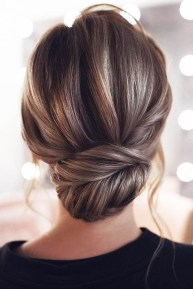 Unique Bun Hairstyles Ideas That Youll Love42