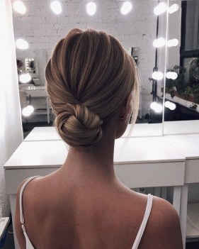 Unique Bun Hairstyles Ideas That Youll Love49