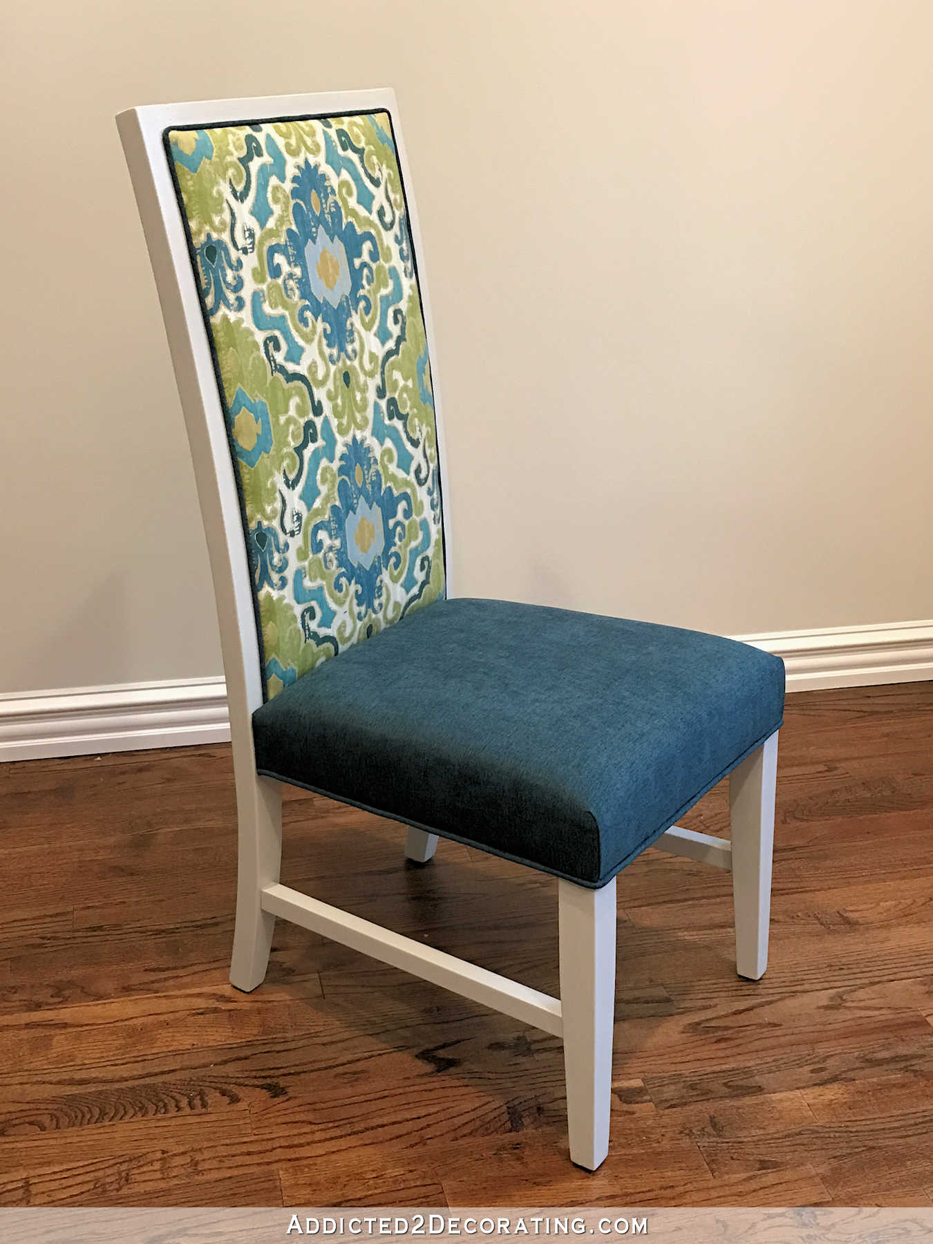 Dining Room Side Chairs Upholstered