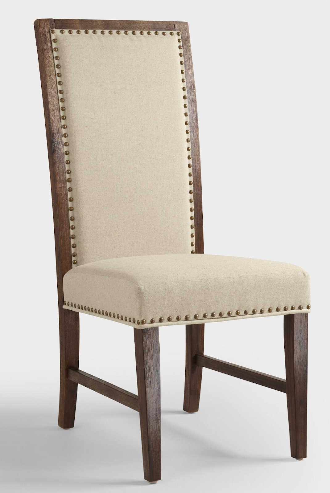 Rustic Dining Chairs Breakfast Room Dining Chair Makeover From Neutral To