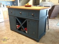 DIY Kitchen Island - Addicted 2 DIY
