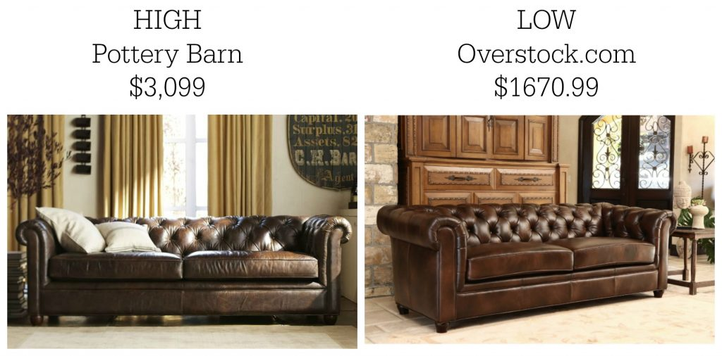 living room furniture for less desk get the high priced look addicted vs low sofas