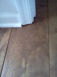 Wide Plank Distressed Pine Flooring CHEAP *Updated 2