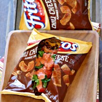 Chili Cheese Corn Chips Taco Pie