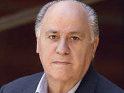 #2 Amancio Ortega