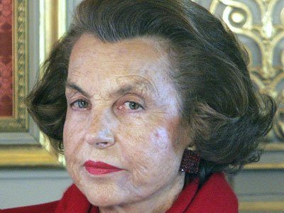 #5 Liliane Bettencourt
