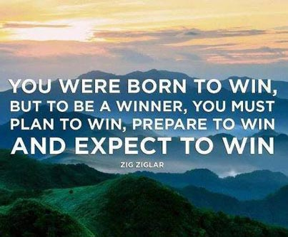 Born to Win Quotes