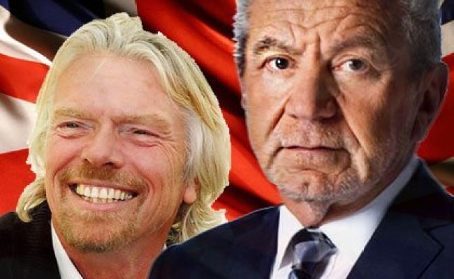 The Top 10 Uk Entrepreneurs
