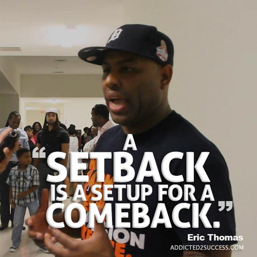 Eric-14  22 Eric Thomas Picture Quotes To Keep Your Motivation At It's Peak Eric 14