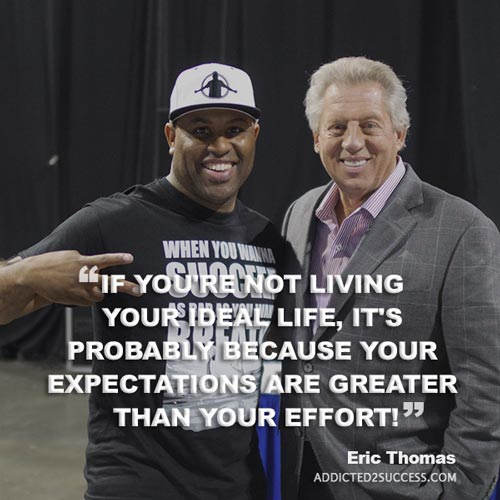 Eric-15  22 Eric Thomas Picture Quotes To Keep Your Motivation At It's Peak Eric 15