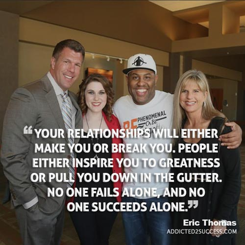 Eric-18  22 Eric Thomas Picture Quotes To Keep Your Motivation At It's Peak Eric 18