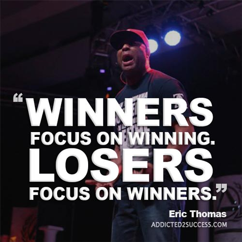 Eric-8  22 Eric Thomas Picture Quotes To Keep Your Motivation At It's Peak Eric 8