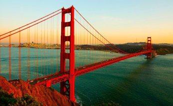 Silicon Valley Entrepreneurs - Golden Gate Bridge