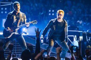 U2 Concert Positive Vibes