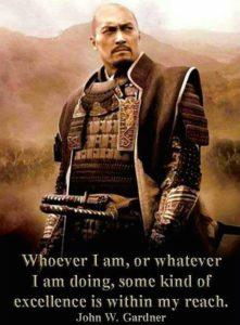 Wisdome Of A Warrior