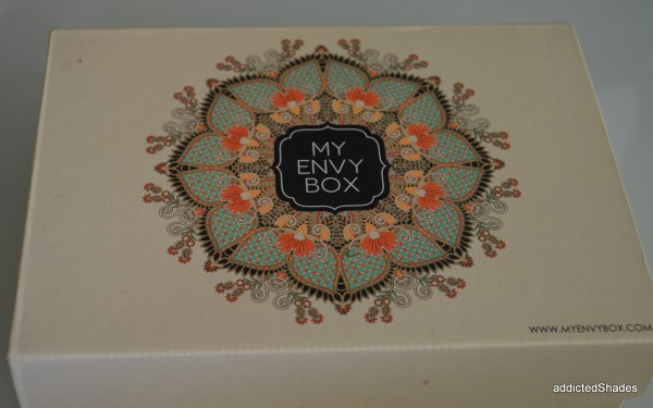 November My Envy Box
