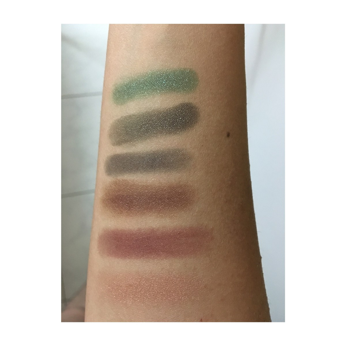 Swatches of Colourpop Eyeshadows-Part II