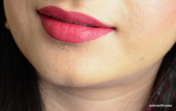 Colourpop Ultra Matte Lipstick in Scrooge