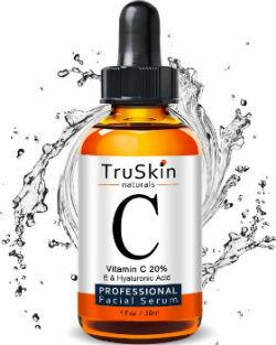 TruSkin - Naturals Vit C, E & Hyaluronic Acid