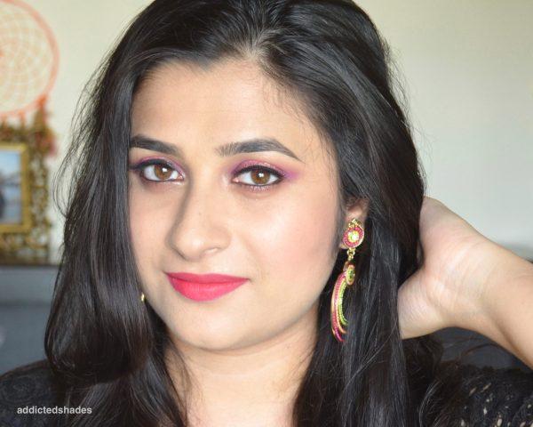 Navratri Look 2