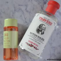 Pixi Glow Tonic, Thayers Witch Hazel