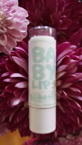 maybelline lip balm review