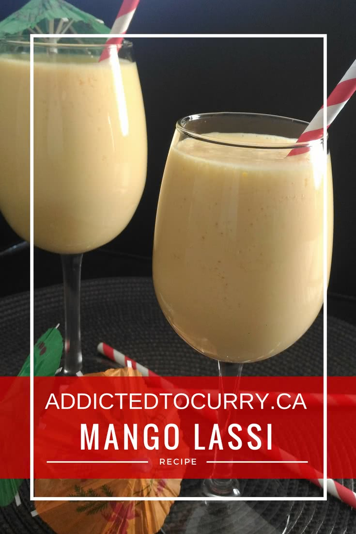 Sensational Mango Lassi you can make at home Guilt-free.