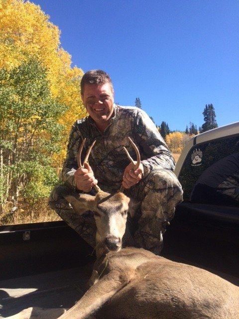 Buck Down!