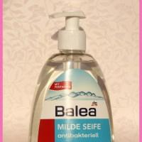 Review: Balea Antibacterial Fluid Soap