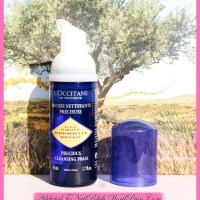 Review: L'Occitane Immortelle Precious Cleansing Foam
