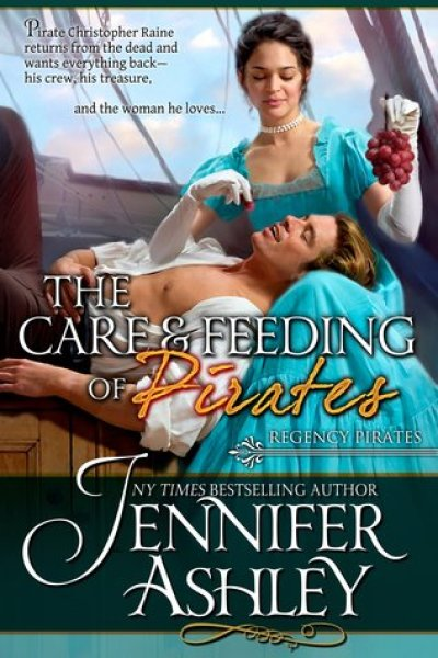 Book Review-The Care and Feeding of Pirates