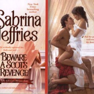 Book Review-Beware A Scot's Revenge