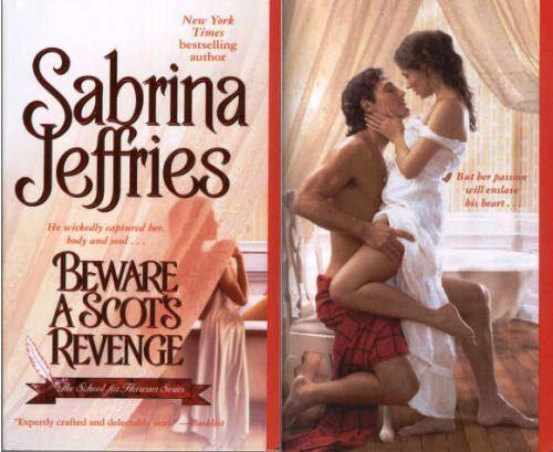 Beware a Scot's Revenge (School for Heiresses, #3)