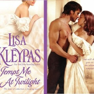 Book Review-Tempt Me At Twilight