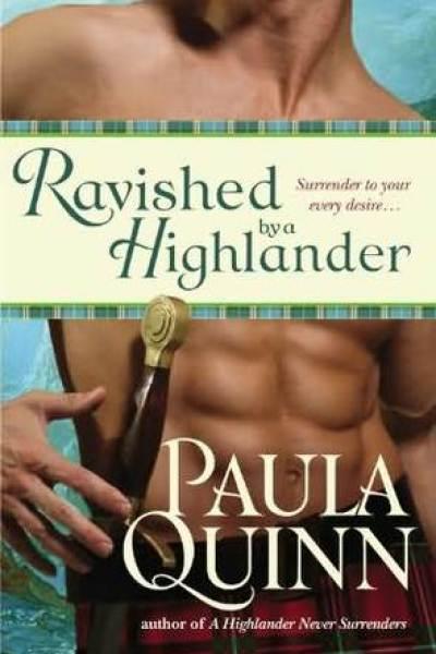 Book Review-Ravished By A Highlander