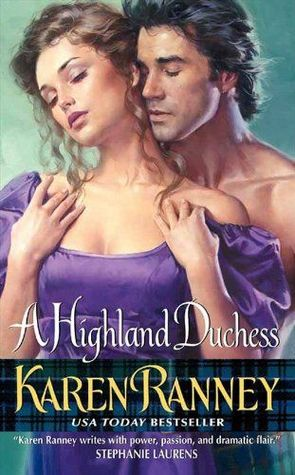Book Review-A Highland Duchess