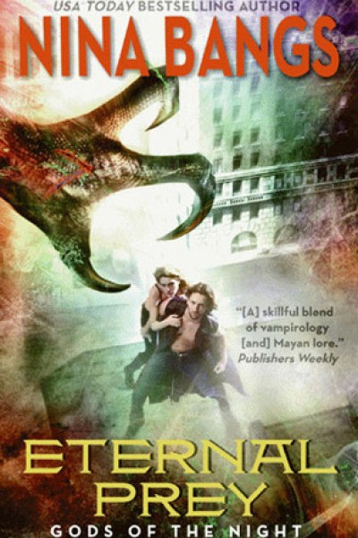 Book Review-Eternal Prey
